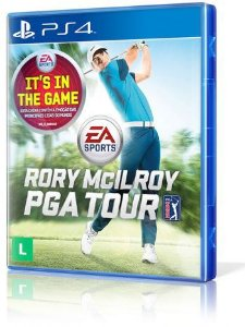 Rory Mcilroy PGA Tour - PS4 - Novo