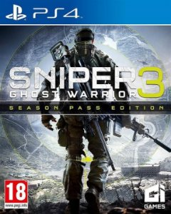 Sniper Ghost Warrior 3 - PS4 - Usado