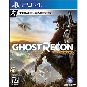 Tom Clancy's Ghost Recon: Wildlands - PS4 - Usado
