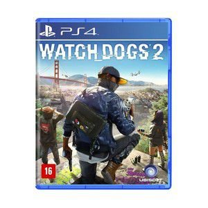 Watch Dogs 2 - PS4 - Novo