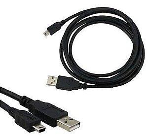 Cabo USB para Dualshock 4