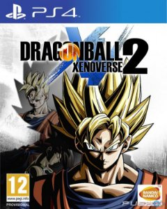 Dragon Ball Xenoverse 2 - PS4 - Novo