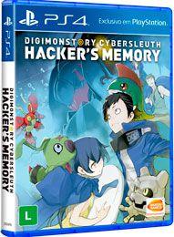 Digimon Story Cyber Sleuth Hacker's Memory - PS4 - Novo