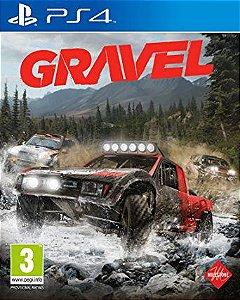 Gravel - PS4 - Novo