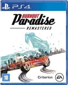 Burnout Paradise Remastered - PS4 - Novo