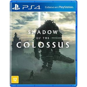 Shadow of the Colossus - PS4 - Usado