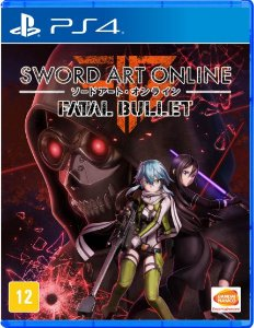 Sword Art Online: Fatal Bullet - PS4 - Novo