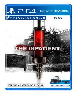 The Inpatient - PS4 - Novo