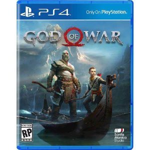 God of War 4 - PS4 - Usado