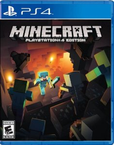 Minecraft - PS4 - Novo