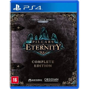 Pillars of Eternity Complete Edition - PS4 - Novo
