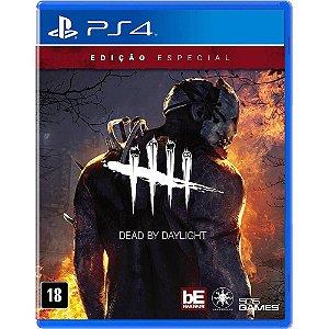 Dead By Daylight Edição Especial - PS4 - Novo