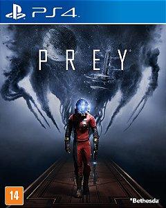 Prey - PS4 - Novo
