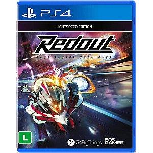 Redout Lightspeed Edition - PS4 - Novo