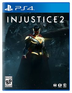 Injustice 2 - PS4 - Novo