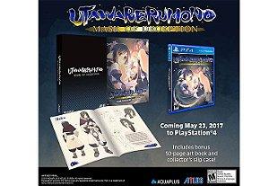 Utawarerumono Mask of Deception Edição de Lançamento - PS4 - Novo