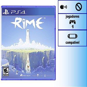 Rime - PS4 - Novo