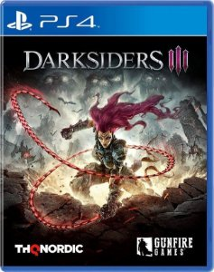 Darksiders III - PS4 - Novo