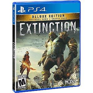 Extinction Edição Deluxe - PS4 - Novo