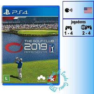 The Golf Club 2019 Apresenta PGA TOUR - PS4 - Novo