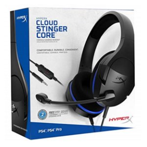 Headset HyperX Cloud Stinger Core - Novo