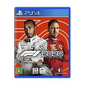 F1 2020 - PS4 - Novo