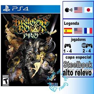 Dragon's Crown Pro Battle-Hardened Edition - PS4 - Novo