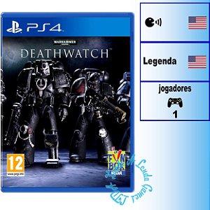 Warhammer 40000 Deathwatch - PS4 - Novo