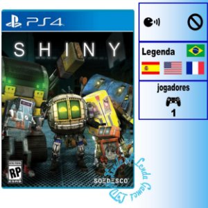 Shiny - PS4 - Novo