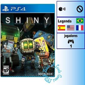 Shiny - PS4 - Novo