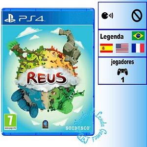 Reus - PS4 - Novo