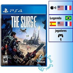 The Surge - PS4 - Novo