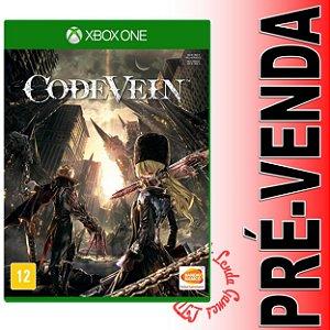 Code Vein - XBOX ONE -  Pré-venda