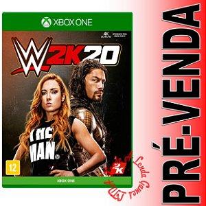 WWE 2K20 - XBOX ONE - Pré-venda