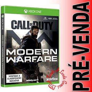 Call of Duty Modern Warfare - XBOX ONE - Pré-venda