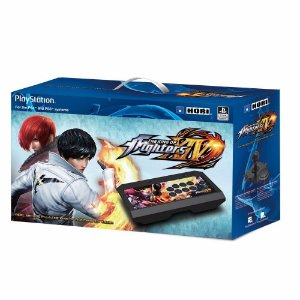 Controle Arcade Hori The King of Fighters XIV - PS3/PS4/PC