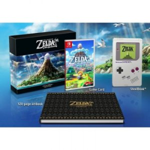 The Legend of Zelda Link's Awakening Limited Edition - SWITCH - Novo