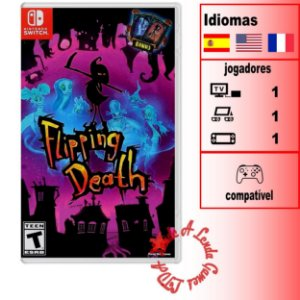 Flipping Death - SWITCH - Novo