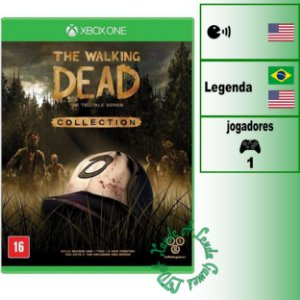 The Walking Dead Collection - XBOX ONE - Novo