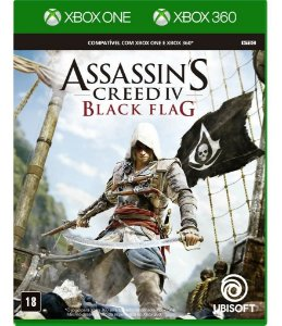 Assassin's Creed IV Black Flag - XBOX ONE - Novo