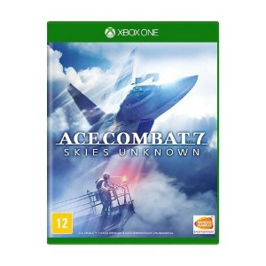 Ace Combat 7: Skies Unknown - XBOX ONE - Novo