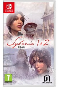 Syberia 1 e 2 - SWITCH - Novo