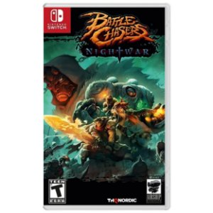 Battlechasers: Nightwar - SWITCH - Novo