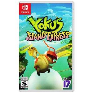 Yoku's Island Express - SWITCH - Novo