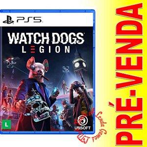 Watch Dogs Legion - PS5 - Novo