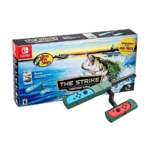 Bass Pro Shops The Strike Championship Edition - SWITCH - Novo