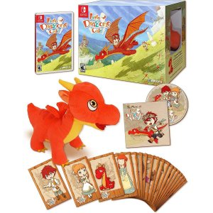 Little Dragons Café Edição Limitada - SWITCH - Novo
