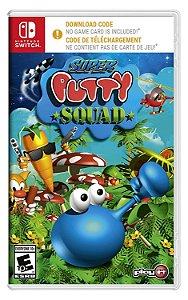 Super Putty Squad - SWITCH - Novo (código para download+caixa)