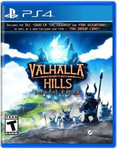 Valhalla Hills Definitive Edition - PS4 - Novo