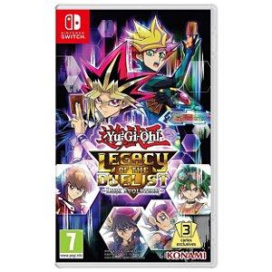 Yu-Gi-Oh! Legacy of the Duelist Link Evolution - SWITCH - Novo